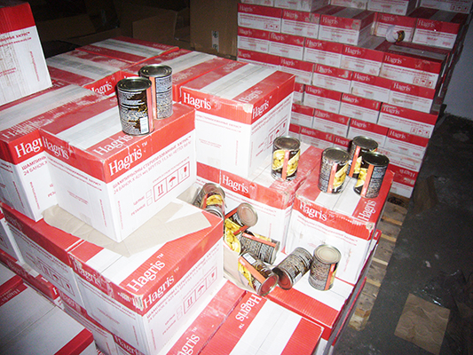 Distributor Inventory